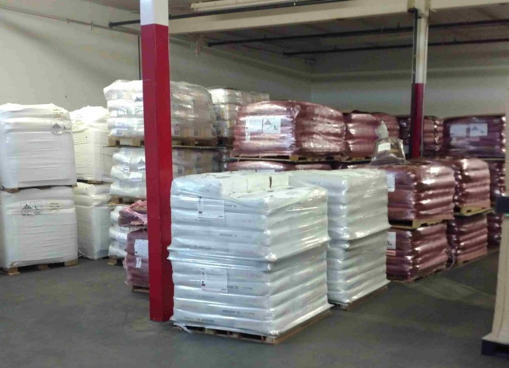 Warehouse in US